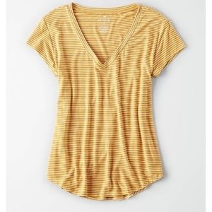 American Eagle Outfitters V-neck top